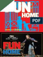 Digital Booklet - Fun Home