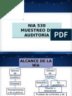 Muestreo de Auditoria Nia 530