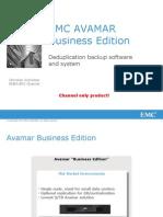 Avamar-BE-Distribution-(2).ppt