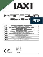 Manual Main Four
