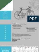 Proiectarea Unei Biciclete Electrice (1)