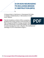 EAU Guidelines LUTS 2014 (Pocket Guide)