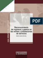 7-Reconocimiento de Ingresos y Gastos en Las Ventas y Prestaciones de Servicios