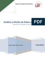 ADDA - Análisis y Diseño de Datos y Algoritmos