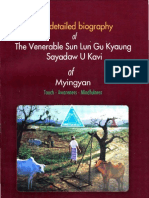 Biography of Sunlun Sayadaw (1)