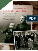 Eyre, Pilar - Secretos y Mentiras de La Familia Real