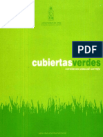 Cubiertas Verdes