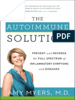The Autoimmune Solution (an excerpt)