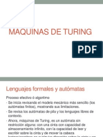 Unidad 1 Maquinas de Turing