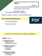 01 - bioquímica - fundamentos