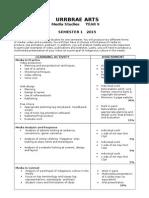 Media 9 Jackson Assessment Plan 2015 Sem 1 Teacher Notes