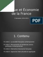 Politique Et Économie de La France-2015a