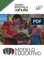 Modelo Educativo UAdeC