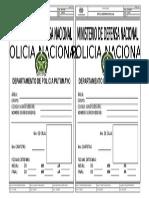Rotulo Identificacion Caja - x 2
