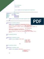 proyecto base de datos  de automovil