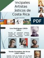 Artistas Plásticos de Costa Rica