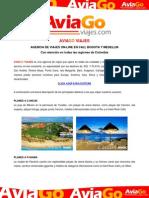 AVIAGO VIAJES - AGENCIA VIAJES CALI BOGOTA MEDELLIN - PLAN PLANES CANCUN SAN ANDRES PANAMA.pdf
