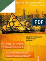Salud Seguridad Industrial