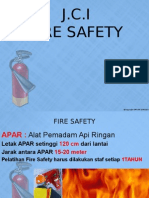Jci Fire Safety