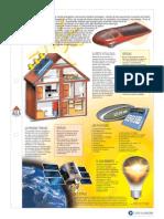 Infografía Energía Solar