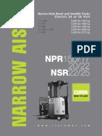 Apiladores NPR15D 17-20-22