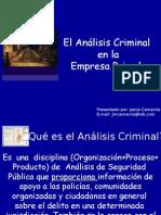 analisiscriminalenlaempresaprivada-140701150729-phpapp02