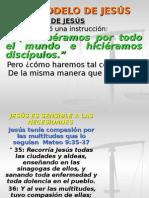 Power Poin Modelo de Jesus eplicado