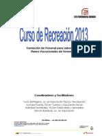Taller de Recreacion 2013 (1)