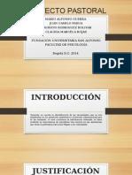 Presentacion Proyecto Pastoral