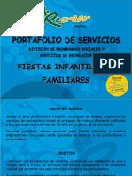 Portafolio Fiestas Infantiles
