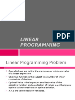 Linear Programming [Autosaved]