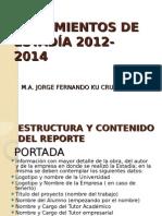 LINEAMIENTOS DE ESTADÍA 2011- 2013. OK.ppt