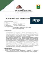 PLAN DE TRABAJO COMITE DE ECOEFICIENCIA   I.E N°10076 CANGREJERA KAÑARIS  2014.docx