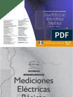 Manual Mediciones Eléctricas Básicas
