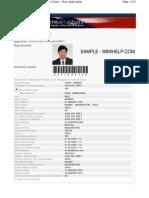 Sample Ds 160 Form Us Visa Application(1)