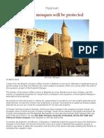 Abu Bakr Masjid Madina