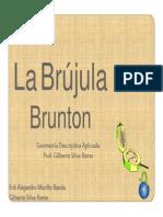 Brujula y Geometria Descriptiva 2014
