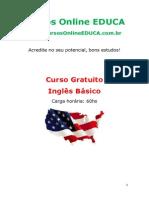 Curso Inglês Básico