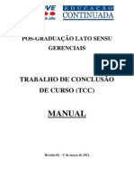 Manual do TCC - Uninove