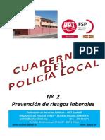 Riesgos Laborales Policia Local)