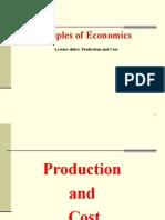 Pr. of eco_prod & cost