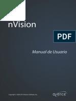 NVision Manual Es