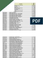 PureFlex DIR Price Sheet 28 Oct 2013