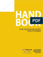 Handbook FOR DISASTER RECOVERY.pdf