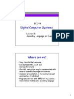 Lecture 5 Digital Computing Systems