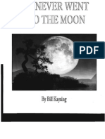 We Never Went To The Moon - By Bill KaysingWe Never Went to the Moon - By Bill Kaysing