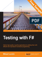 Testing with F# - Sample Chapter