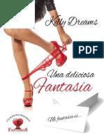 Club Erotic Memories Fantasias 01- Una Deliciosa Fantasia - Kelly Dreams