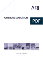 Latest Offshore Simulators for Simulation Solutions