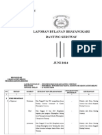 Laporan Bulanan Juni 2014